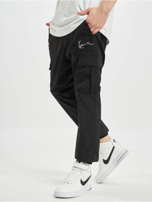 Karl Kani Pantalón deportivo Signature negro