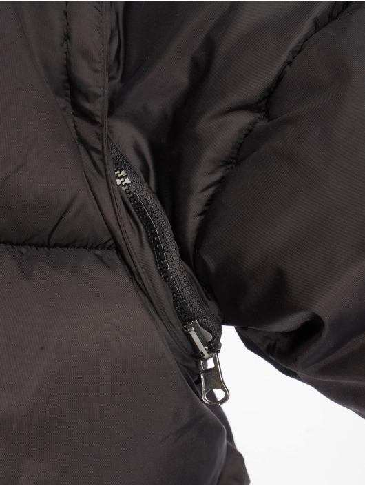 Karl Kani Puffer Jacket Bubble schwarz