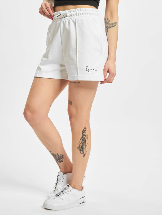 Karl Kani Short Signature blanc