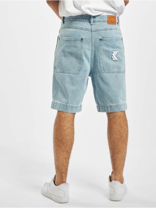 Karl Kani Short Kk Denim blue
