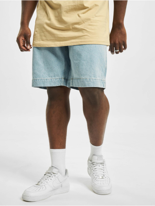 Karl Kani shorts Og Rinse Denim blauw