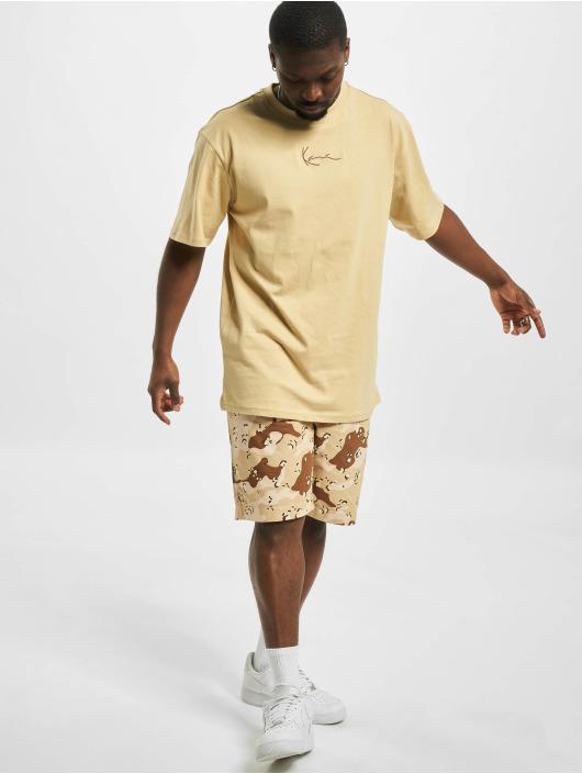 Karl Kani shorts Small Signature Washed Camo camouflage