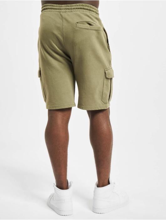 Karl Kani shorts Small Signature Washed Cargo groen
