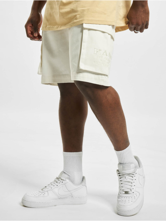 Karl Kani Shorts Og Cargo hvid