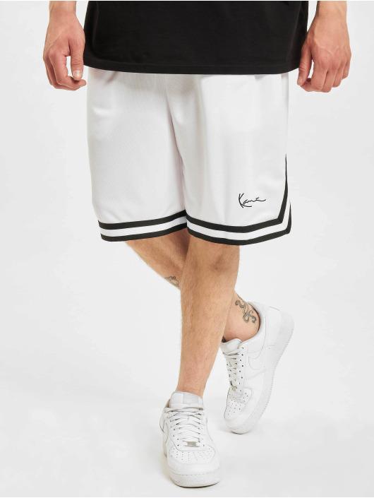 Karl Kani Shorts Signature Mesh hvid