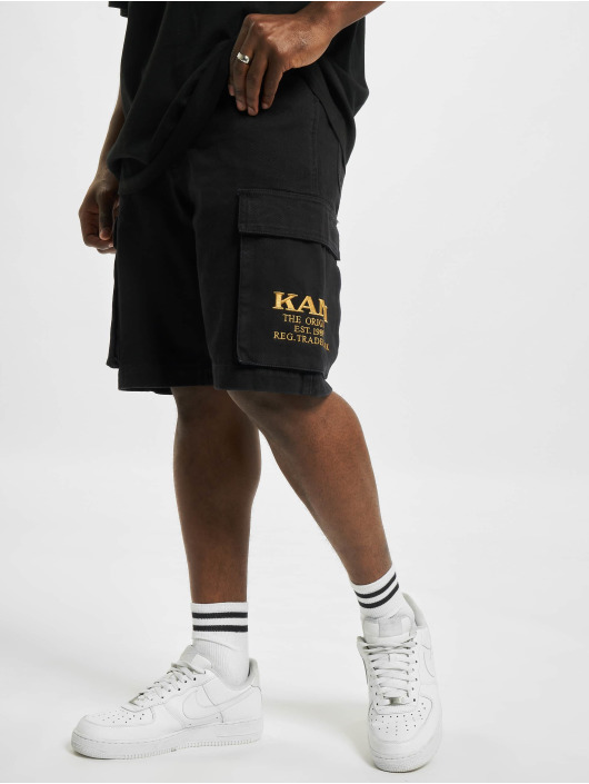 Karl Kani Shorts Og Cargo nero