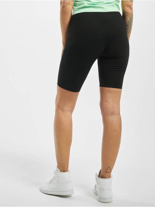 Karl Kani Shorts College Cycling schwarz