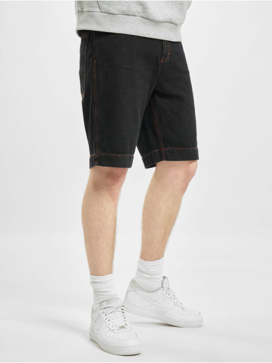 Karl Kani Shorts Og Rinse Denim svart