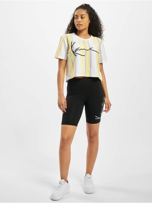 Karl Kani shorts Kk Signature Cycling zwart