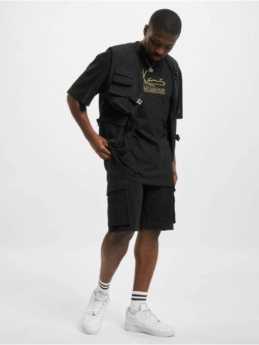 Karl Kani shorts Og Cargo zwart