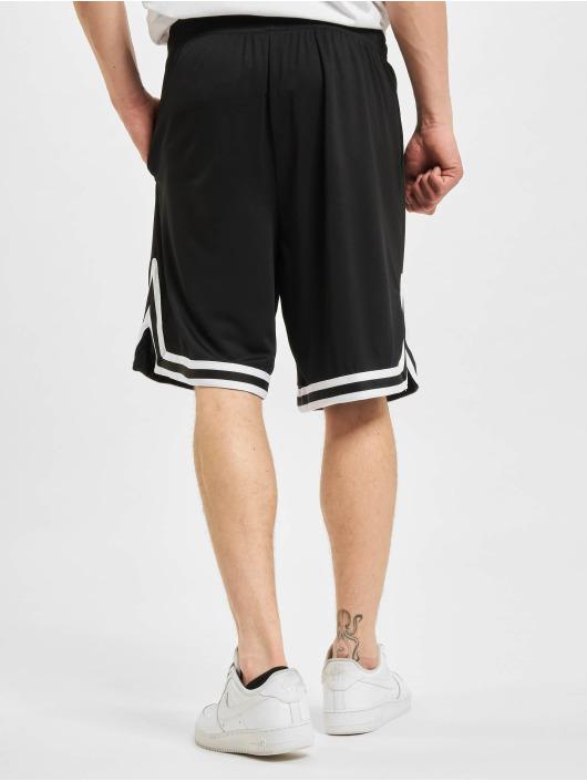 Karl Kani shorts Signature Mesh zwart