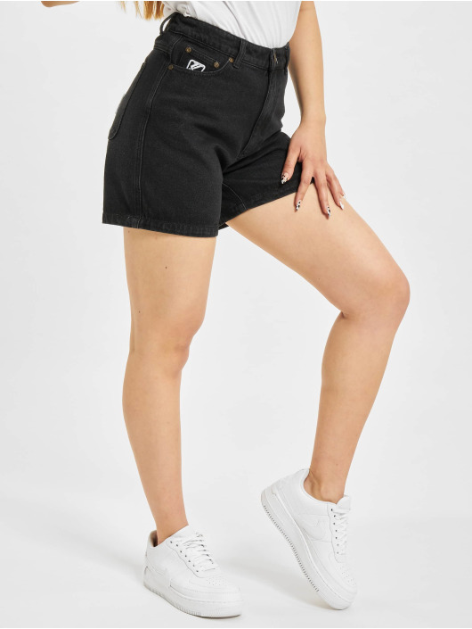 Karl Kani shorts Og Washed zwart