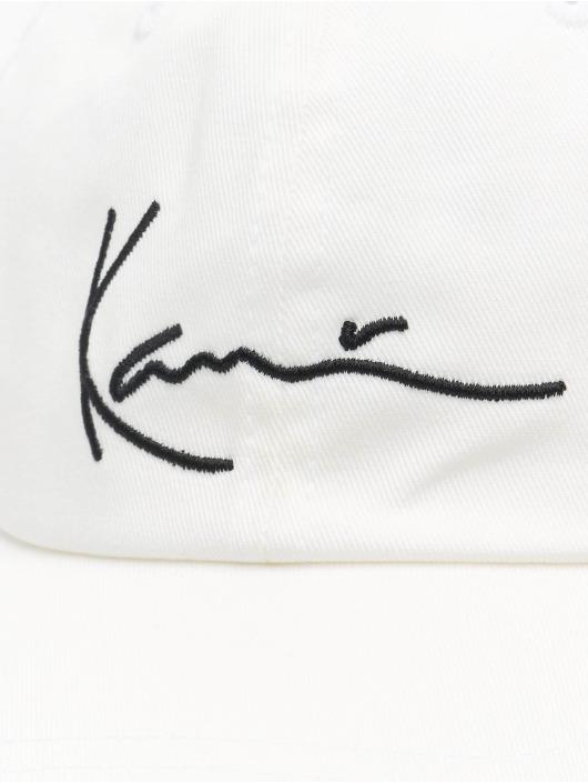 Karl Kani Snapback Signature biela