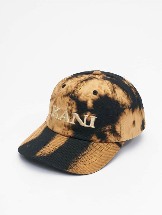 Karl Kani Snapback Cap Retro Bleach black