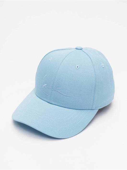 Karl Kani snapback cap Signature blauw