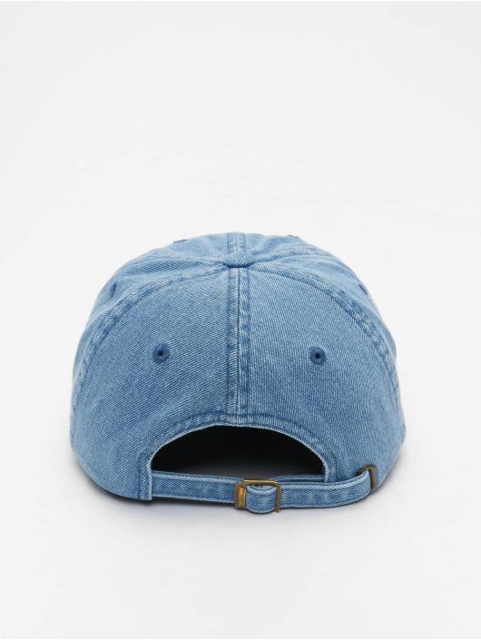 Karl Kani Snapback Cap Signature Denim blue
