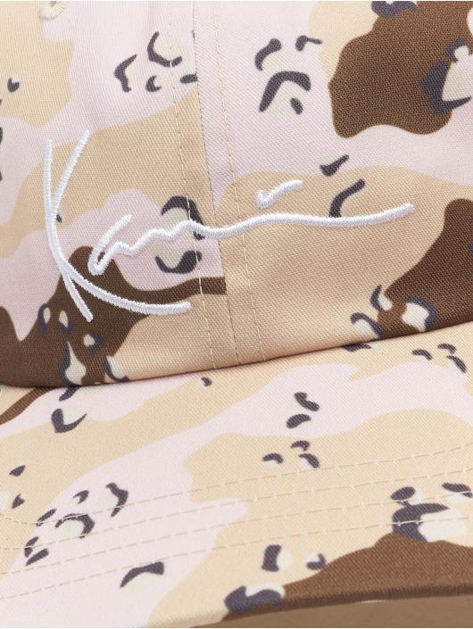 Karl Kani Snapback Cap Signature camouflage