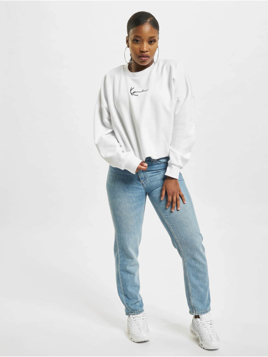 Karl Kani Sweat & Pull Small Signature blanc