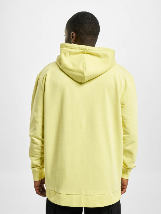 Karl Kani Sweat capuche Small Signature Washed jaune