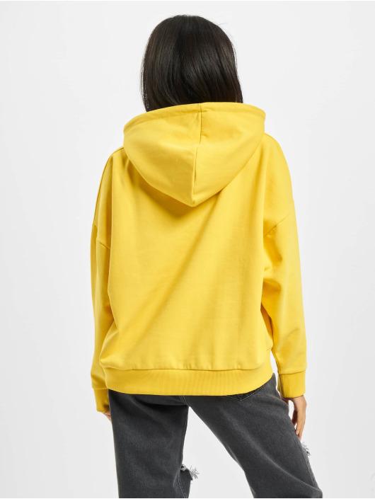 Karl Kani Sweat capuche Signature Washed jaune