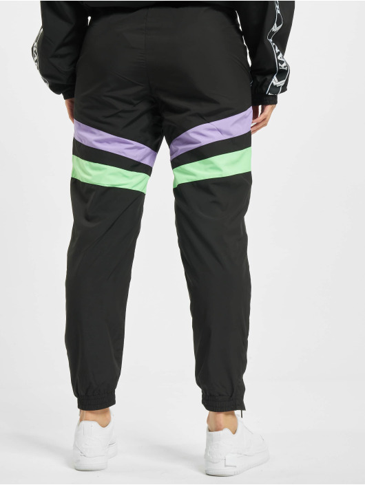 Karl Kani Sweat Pant Kk Tape Block black