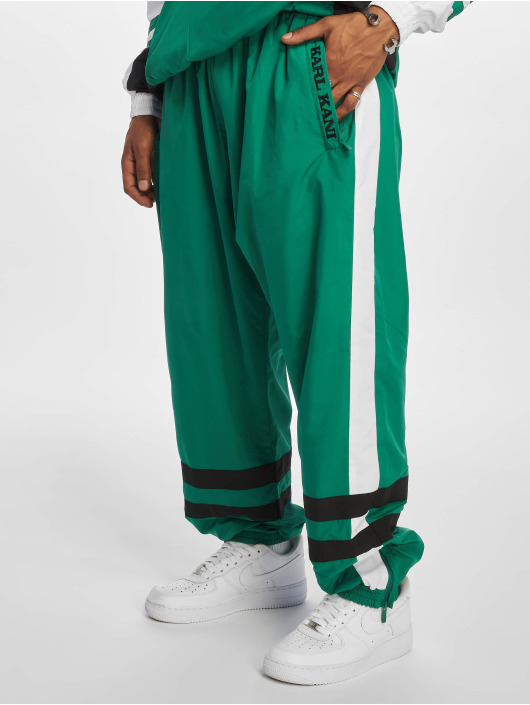 Karl Kani Sweat Pant Retro green