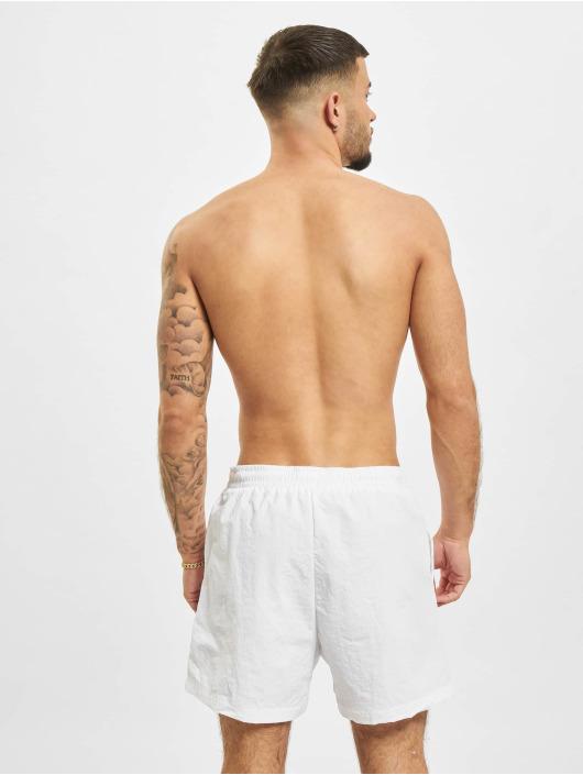 Karl Kani Swim shorts Signature Board white