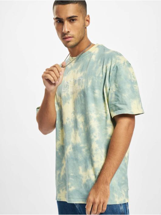 Karl Kani T-paidat Signature keltainen