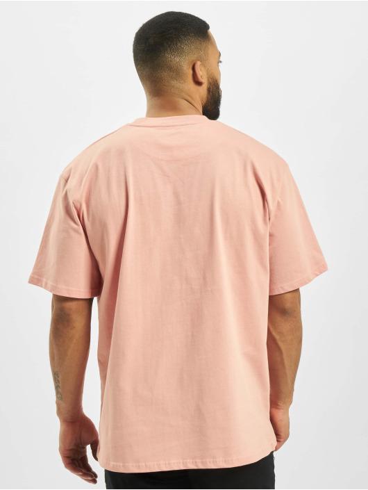 Karl Kani T-paidat Signature vaaleanpunainen
