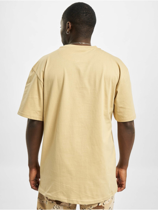 Karl Kani T-Shirt Small Signature beige