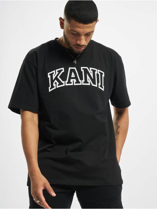 Karl Kani T-Shirt College black