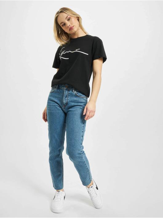 Karl Kani T-Shirt Signature black