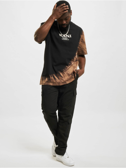 Karl Kani T-Shirt Retro Bleached black