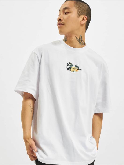 Karl Kani T-Shirt Small Signature blanc