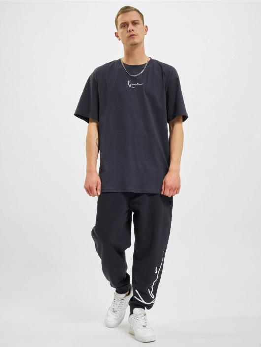 Karl Kani T-Shirt Small Signature blau