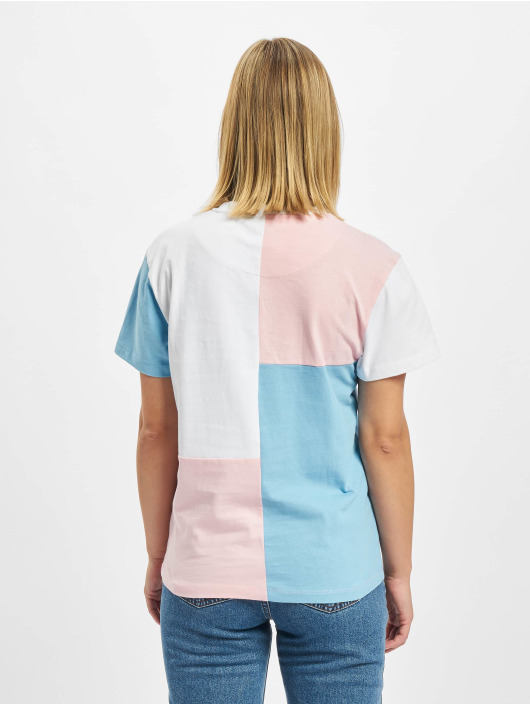 Karl Kani T-Shirt Signature Block blau