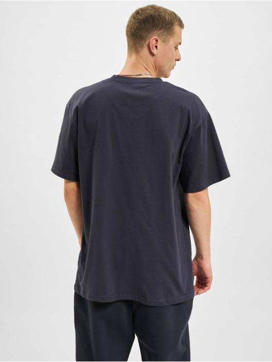 Karl Kani t-shirt Small Signature blauw