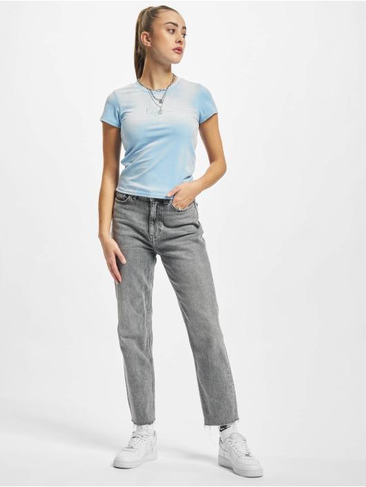 Karl Kani T-Shirt Short bleu
