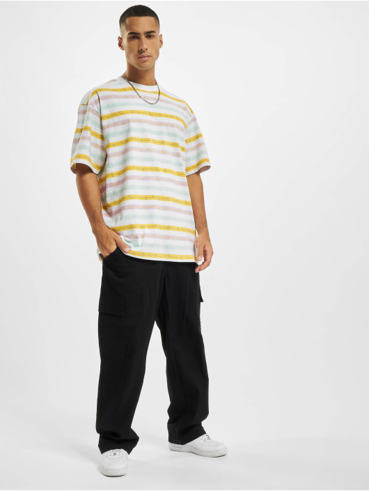 Karl Kani t-shirt Originals Stripe Tee bont