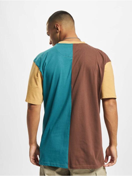 Karl Kani T-Shirt Signature Block braun