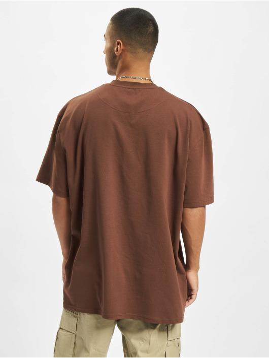Karl Kani T-Shirt Small Signature brown