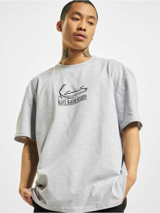 Karl Kani T-Shirt Signature Kkj grau