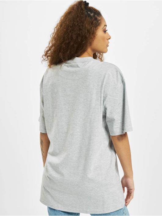 Karl Kani t-shirt Signature grijs