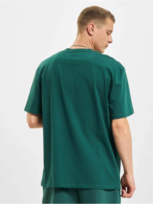 Karl Kani t-shirt Signature Kkj groen