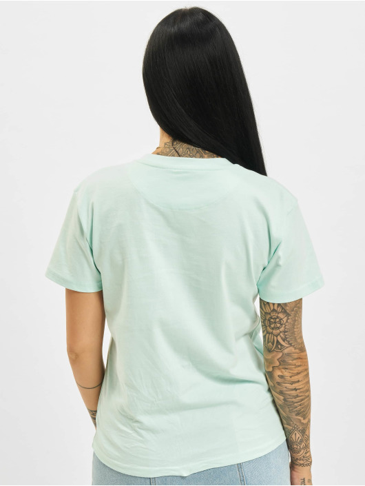 Karl Kani t-shirt Signature groen