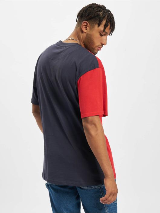 Karl Kani T-shirt Signature Block gul