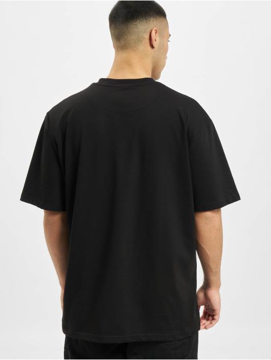 Karl Kani T-shirt Retro nero