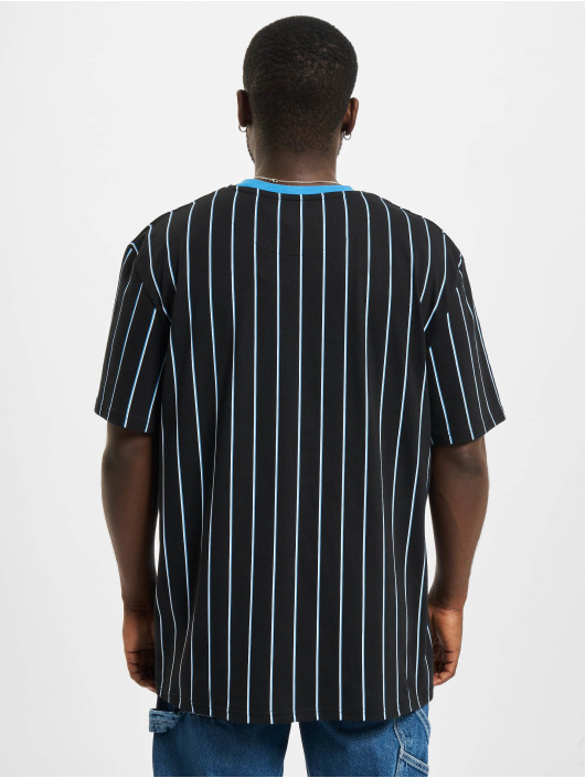Karl Kani T-shirt Originals Pinstripe nero