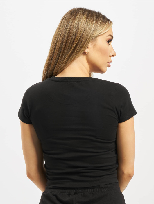 Karl Kani T-Shirt Kk Small Signature Short noir