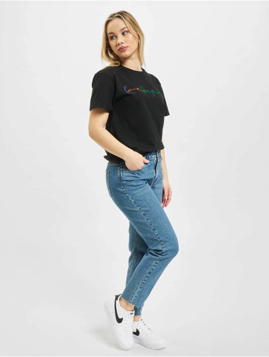 Karl Kani T-Shirt Originals noir